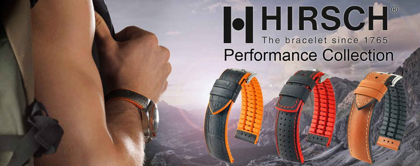 HIRSCH Leather Bracelets