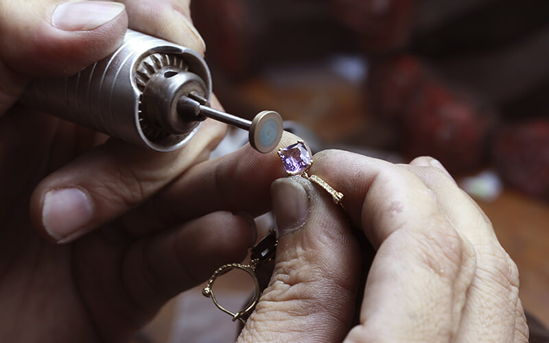 Regular Jewelry Maintenance Keeps Jewelry in Top Condition