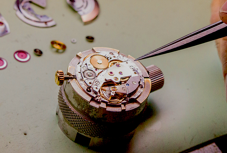 Taking Time to Maintain Your Watch Will Keep You and Your Watch Running On Time